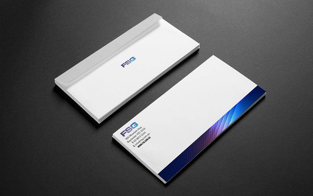 FSG Envelope mockup