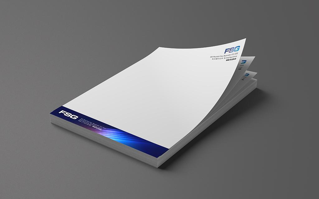 FSG letterhead